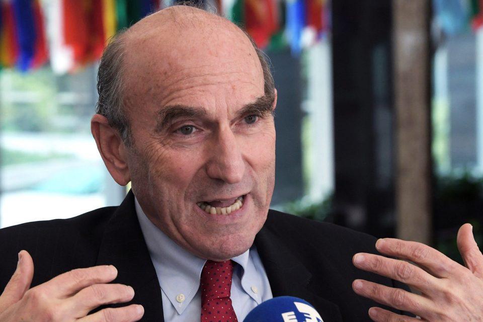 Elliott Abrams aseguró que EEUU mantiene contacto con militares venezolanos