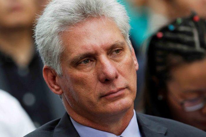 La primavera negra de Miguel Díaz-Canel en Cuba
