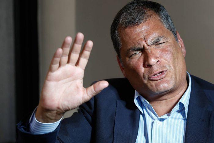 Niegan apelación y ratifican sentencia contra Rafael Correa en Ecuador