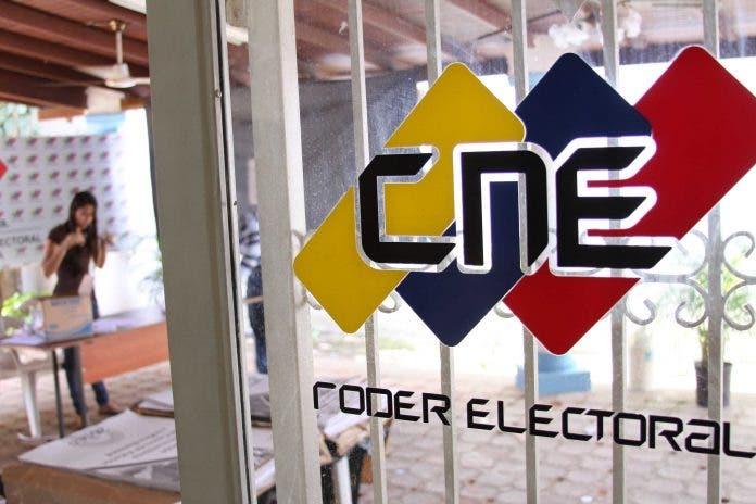 proveedor tecnológico del CNE