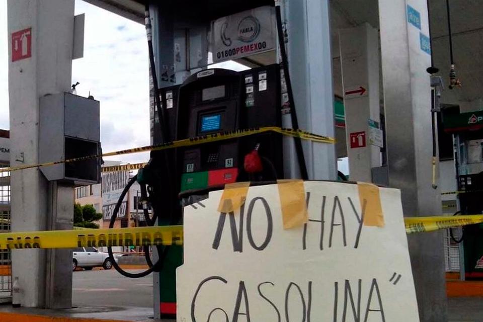 pdvsa estatiza más gasolineras