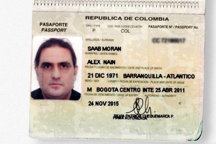 Ahora los abogados de Álex Saab manejan información secreta del sistema financiero colombiano