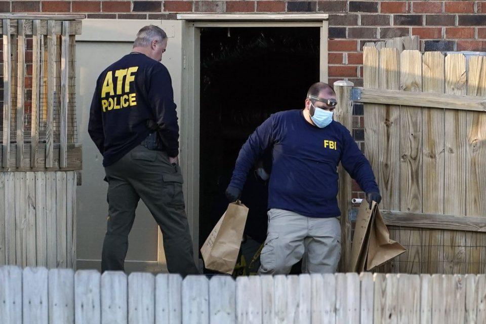 La explosión en Nashville - Primer Informe