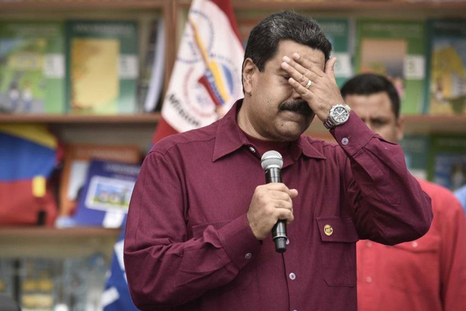 MAduro estimula la opacidad en Venezuela - Primer Informe