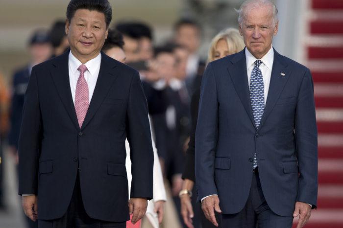 Así funcionará el sistema de Biden para frenar la amenaza China