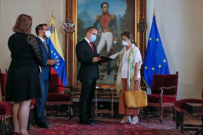Maduro decide expulsar a la embajadora de la UE otra vez ¿Lo conseguirá ahora?