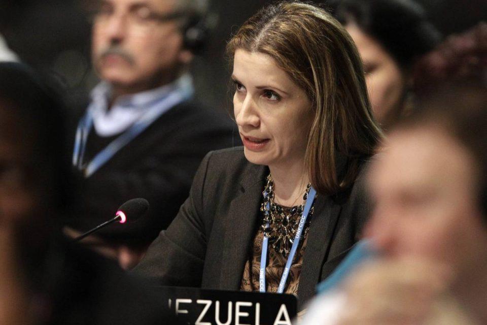 Josep Borrell fue quien pidió la expulsión de la representante de Maduro en la Unión Europea