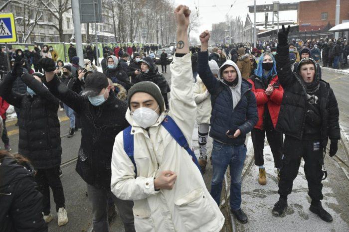 movimiento ruso contra Putin