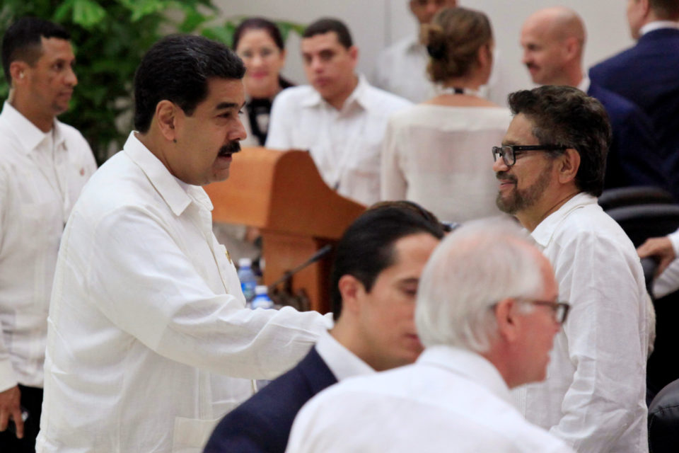 cartel maduro-farc en Venezuela - primer informe