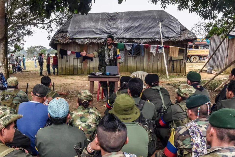 indigenas venezolanos en la mira de la guerrilla colombiana - primer informe