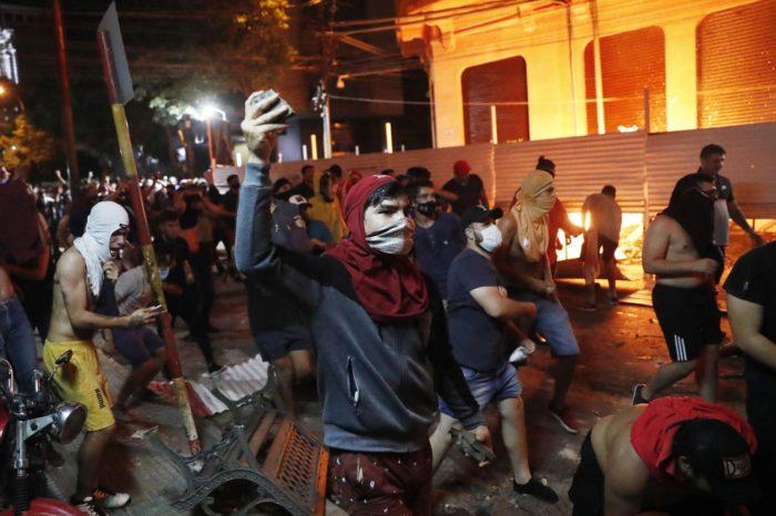 La silenciosa invasión chavista para desestabilizar a Paraguay