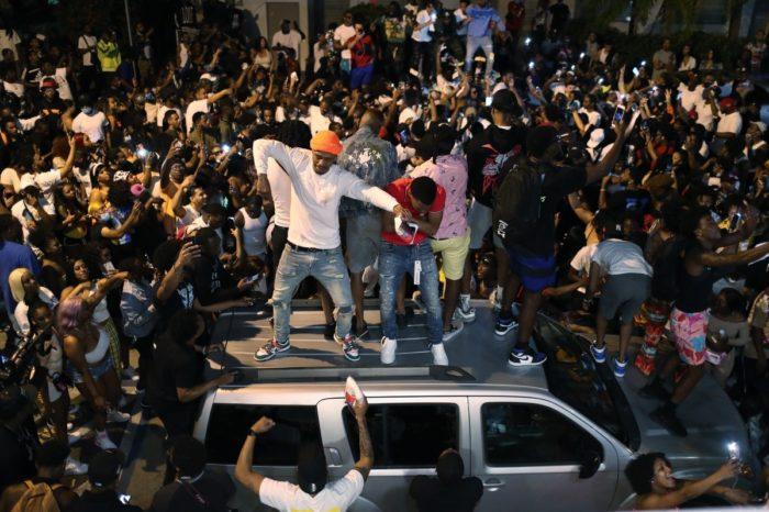 Más de 1000 detenidos en el desastroso 'spring break' de Miami