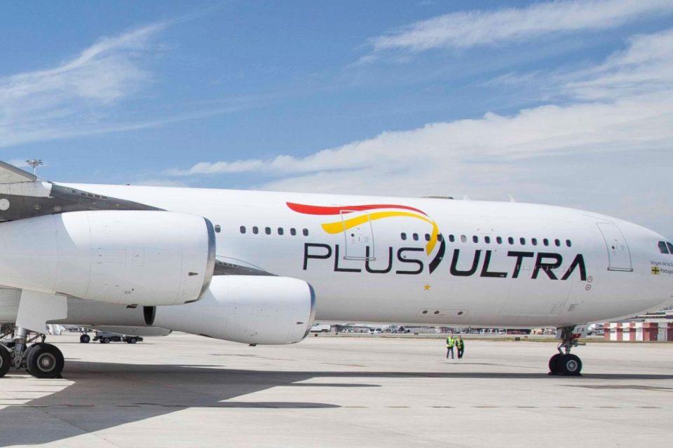 Los misteriosos vuelos de Plus Ultra