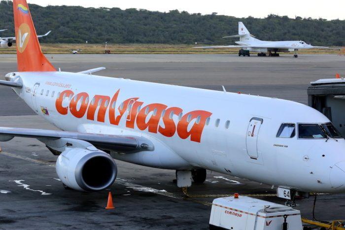 Maduro autoriza vuelos de Conviasa a Perú en medio de la elección presidencial