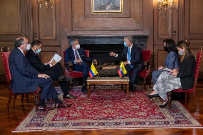 Lasso y Duque serán un muro de contención a la nociva influencia de la Venezuela chavista