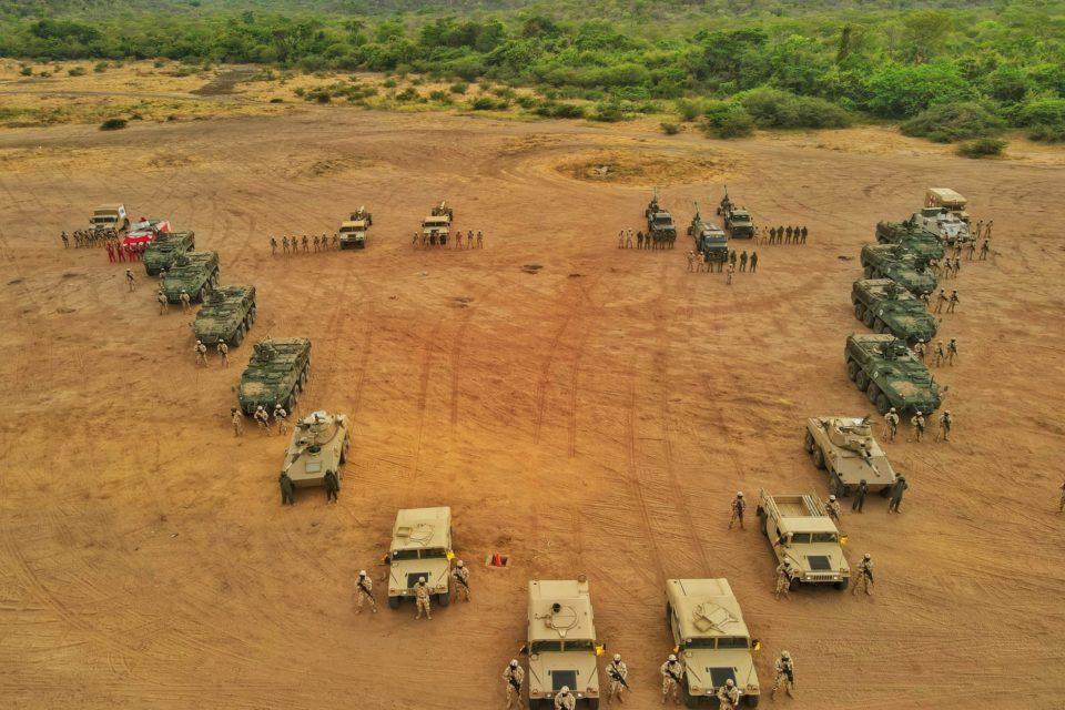 colombia-mostro-musculo-militar-a-maduro-con-un-ejercicio-en-la-frontera - primer informe