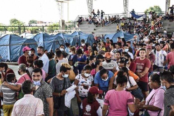 Colombia quiere mejorar el status legal de los desplazados del conflicto armado en Apure