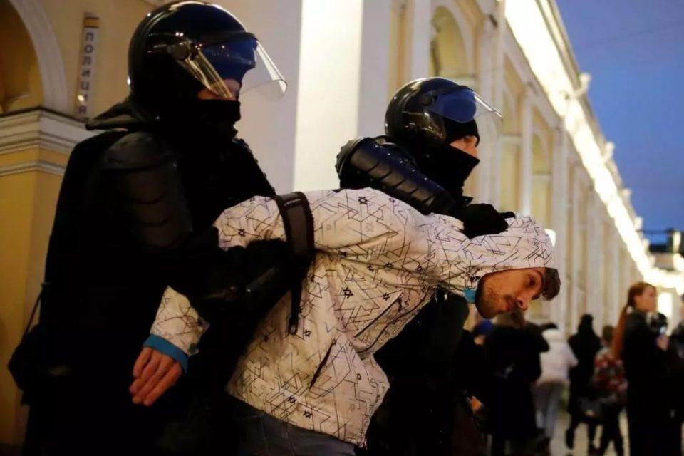 la-brutal-represion-de-putin-a-los-manifestantes-pro-navalny - primer informe