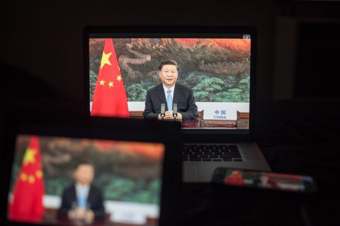 China tiene un plan para controlar Internet en el mundo y lo está aplicando