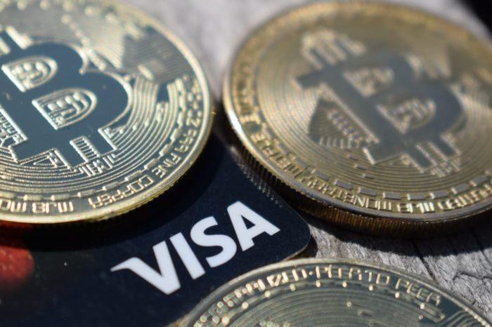 VISA dice que está moviéndose con velocidad hacia las criptomonedas