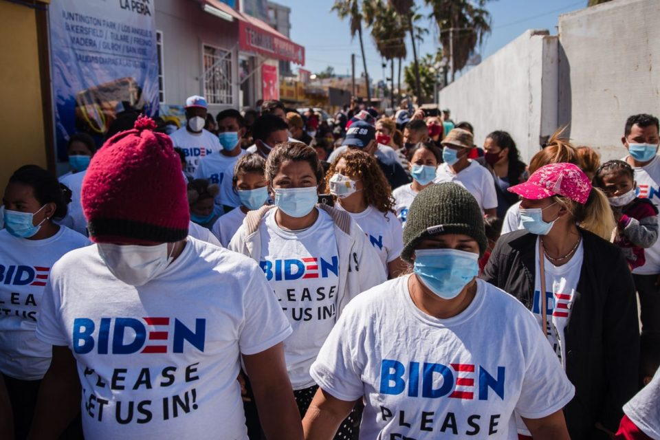 Guatemala culpa a Biden por la crisis migratoria en Centroamérica