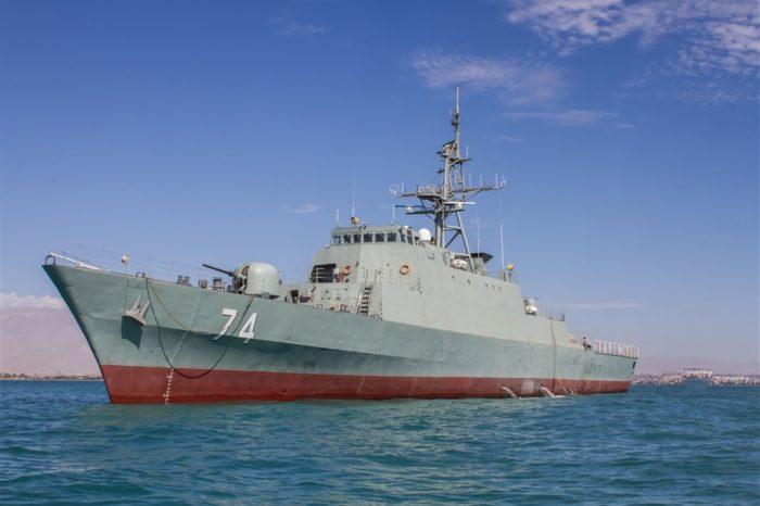 #VIDEO: Confirman rumbo de buques militares iraníes con dirección al mar Caribe