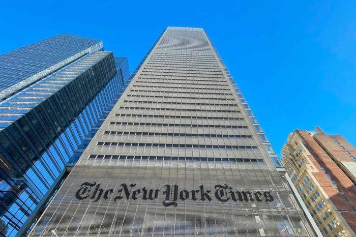 Así es la crisis editorial en The New York Times contada desde adentro