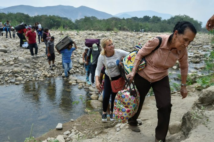 """Tren de Aragua y ELN están en guerra por las """"trochas"""" en la frontera entre Colombia  y Venezuela"""