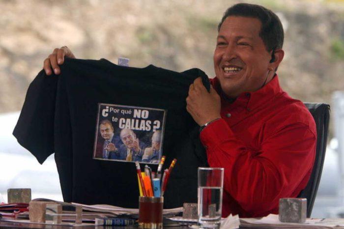 Con este negocio en España fue que Hugo Chávez logró el perdón del Rey Juan Carlos