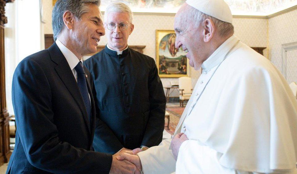 venezuela-estuvo-en-los-temas-que-converso-el-papa-francisco-con-el-secretario-de-estado-de-eeuu