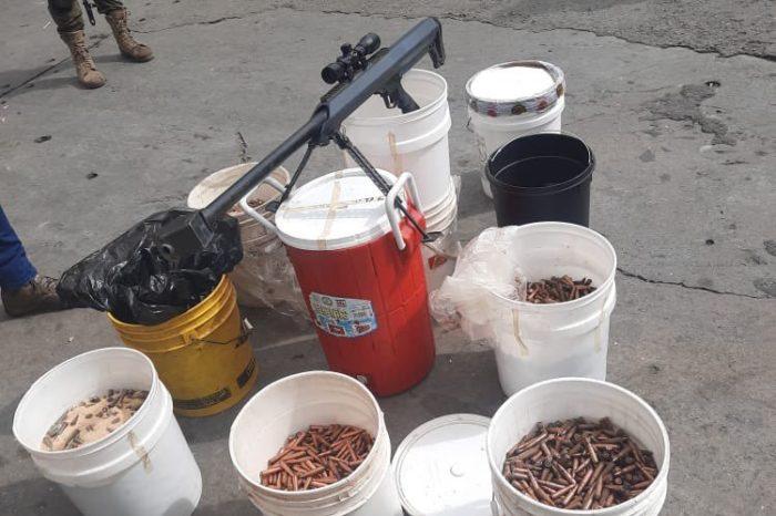 Estas son las armas más temidas del arsenal mortal de El Koki