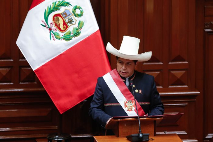 Este es el primer misterio del gobierno de Pedro Castillo en Perú