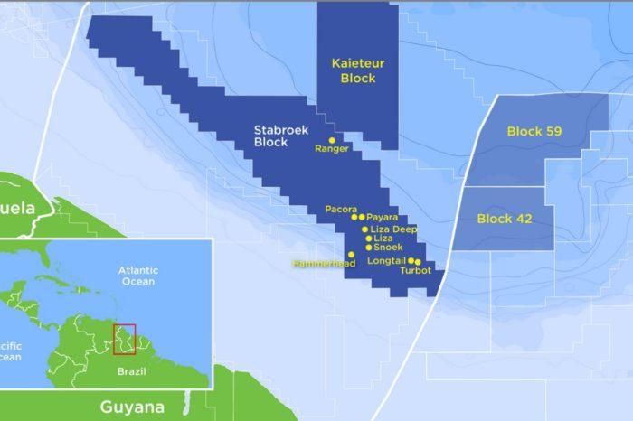 Guyana se prepara para sustituir a Venezuela como el gigante petrolero de la región