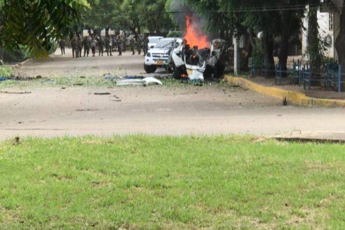 Responsables de carro bomba en Colombia podrían terminar en una cárcel en EEUU