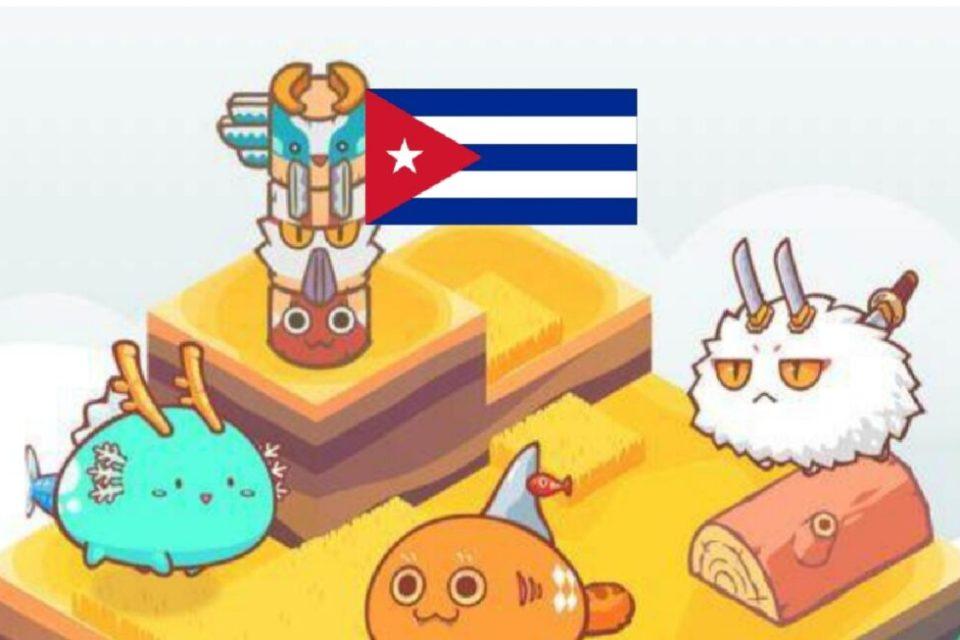 Cubanos usan un videojuego para ganar criptomonedas