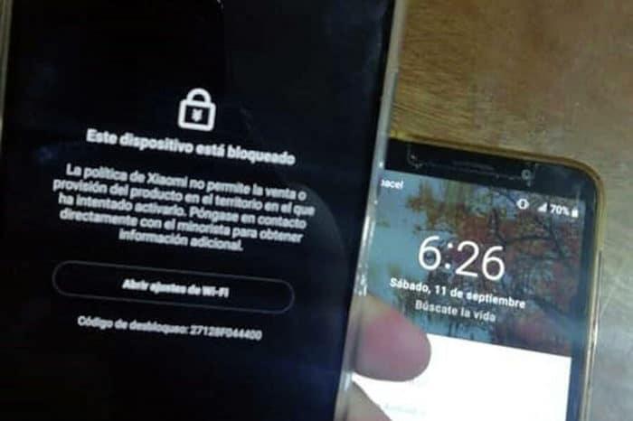 Por qué los celulares Xiaomi dejan de funcionar en Cuba