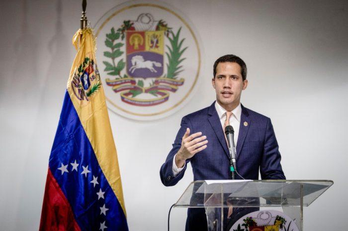 Juan Guaidó: Sanciones a Maduro se levantarían si organiza una elección presidencial