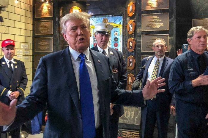 """""""No tengo alternativa"""", dijo Trump sobre su postulación para 2024"""
